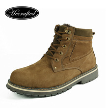 cheap winter boots leather