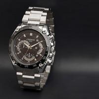 Military Watch Brand Man Sports Wristwatch Mens Quartz Men Full Steel Watch Relogio Masculino Army Watches Free Shipping