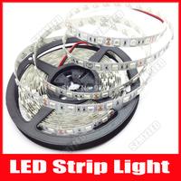 Led Strip 5050 5m 300Led Flexible Light Led Tape 12V Ribbon Lamp 60 Leds/m RGB,Warm White,White,Red,Blue,Yellow,Free Shipping
