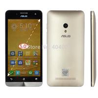 Original ZenFone 5 for ASUS Dual core Intel Atom Z2560 Android 4.3 phone 2GB RAM 16GB ROM IPS 2100mah 2.0MP+8.0MP WCDMA W