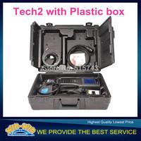 DHL Free Shipping!!! For SAAB/OPEL/SUZUKI/I-S-U-Z-U/HOLDEN Tech2 SAAB tech 2 Diagnostic tool Scanner with tech2 plastic box