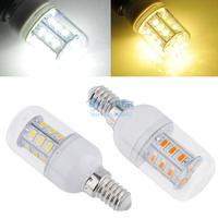 5Pcs/Lot E14 5730 24 Led Light Led Lamp 220V-240V Corn Bulbs LED Lamps Saving Energy Warm/Cold White SV000676 b9