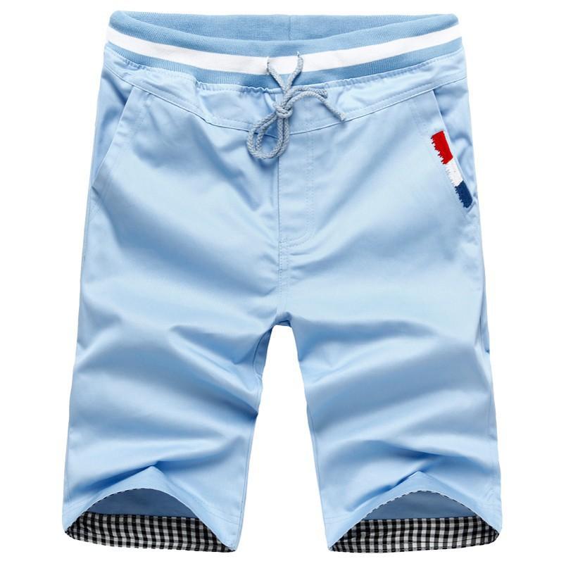 Men New Casual Drawstring Pocket Plus Size Overall Cotton Washed Shorts Bermudas Masculina Cheap Clothing China MKD257(China (Mainland))