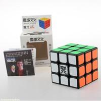 Top quality Hot sale Promotion Brand Yongjun MoYu AoLong Enhanced Version 3x3x3 Magic cube Speed Puzzle Cube (57mm) White/Black