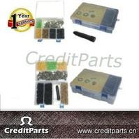 Free Shipping!Universal fuel injector repair service kits Fuel Injector Filter CF-001P1,100Set/Box