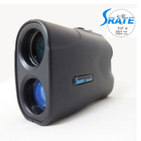 Pocket Monocular Laser Range finder Telescope Laser Distance Meter with Function of Measuring Angle, Scan and High