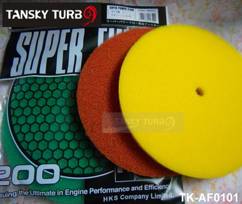 Tansky - 10pcs/unit HK Air Filter Foam/Air Filter sponge Green,Red,Yellow TK-AF0101