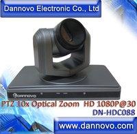 DANNOVO Lowest Price HD 1080P PTZ Video Conference Camera 10x Optical Zoom DVI, HDMI PTZ Camera