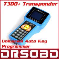 2014 promotion sale T300 key programmer Newest version V14.2 universal car key transponder + DHL Free shipping