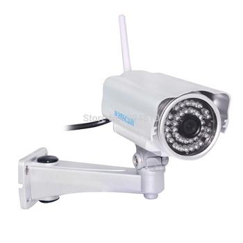 1 Megapixel 720P HD  Wireless H.264 IR Cut Outdoor Manual Pan/Tilt Security Monitor Night Vision Network  IP Internet Camera