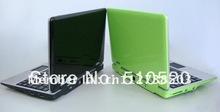 "DHL UPS Free shipping 7"" Mini laptop netbook Notebook computer 5pcs(China (Mainland))"