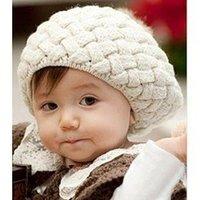 Winter Baby Hat Children Hats girls Skullies & Beanies kids beret cap photo props beret for girls #2C2511 20 pcs/lot (3 colors)