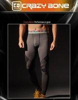 Мужская футболка 34089C NEW Brand High-collar O-Neck Long Sleeve Black Patchwork Thermal Tops