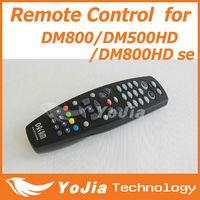 1pc  remote control for DM800 HD 800hd 800hd 500hd 800hd se Sunray4 receiver remote controller freeshipping post