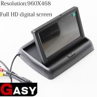 4.3 Inch LCD monitor Car Monitor /Car Reverse rearview camera /car rear monitor