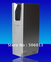Free Shipping FedEx DHL, Blade Jet Hand Dryer, Speedy drying time within 6 seconds, Ideal Commercial Hand Dryer, Silver Color