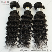 "wholesale 10pcs/lot 16"" to 24"" curly unprocessed Peruvian remy hair"