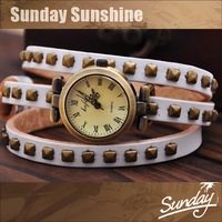 High quality different from other sellers Kofia Brand 2013 tide quality Roman Retro fashion bracelet strap lady Watches