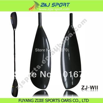 Carbon Fiber Wig Paddle With Adjustable Oval Shaft Kayak De Mer Occasion