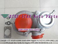 BEST TD04HL-15T 49189-01800 49189-01830 TURBINE TURBO Turbocharger For SAAB AERO Viggen 9-3 9.3 9-5 9.5 1999-02 235R B235L 2.3L