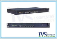 Compact  1U router server / firewall server with MINI ITX Six Gigabit NICs motherboard