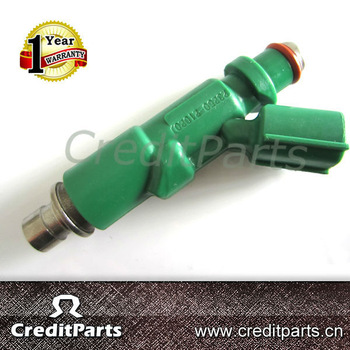 Wholesale And Retail! Japan Car Toyota Parts Fuel Injector Nozzle 23250-21020 Fuel Injectors For TOYOTA