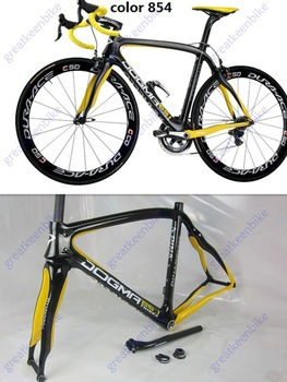 New 2013 model Pinarello sky wiggins Dogma 65.1 Think2 mania 854 aero Full Carbon Bicycle Frame+fork+seatpost+clamp+headset