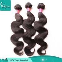4 or 3 PCS Lot 6A cheap brazilian virgin hair body wave human hair weaves unprocessed body wavy hair bundles free shipping