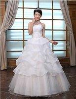 Free Shipping  New Arrival Meng Bridal Wedding Dress,Elegant Wedding Prom Gown