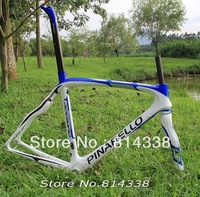 (Promotional activities) New Pinarello Dogma2 decals road bike carbon fiber frame, blue and white, Free shipping_design4