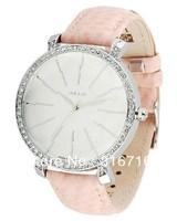 Original Design Korea Brand JULIUS Watch,Fashion Luxury Ledies Women's Wrist Watch,Quartz Simple Style Leather Strap Watch 517