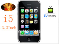 The quality of the best TV 3.2 inch dual card dual standby dual camera music