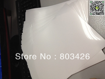 JETYOUNG [FREE SHIPPING]-Blank Cubic Water Transfer Printing film-Hydro Graphic Film for Inkjet printer-A4 size sample 20 pieces