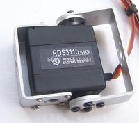 1x Original factory RDS3115mg Robot servo Metal gear Android Servo motor Digital servo for Robot diy excellent servo
