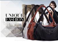 2013 Weipolo Brand Composite Cowhide Genuine Leather Women Handbags Retro Handbag High Quality