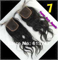 "3.5""*4"" Hair Closure Virgin Closure Brazilian Hair Virgin Hair Brazilian Virgin Hair Lace Top Closure Natural Straught Hair"