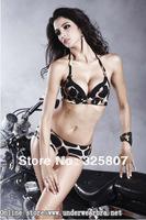 Free Shipping 10 pieces per lot Sex Leopard women's Bra -AV002