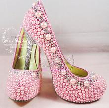 pink high heels price