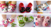 HELLO KITTY CROCHET BABY GIRL BOOTIES 0-3 months, 3-6 months, 6-9 months, 9-12 months Christening Shoes hot pink&WHITE