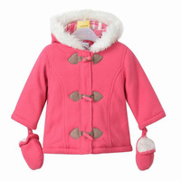cute infant baby girls manteau toddler bodysuits rompers snowsuit carters thicken brand jumpsuit kids down & parkas0121