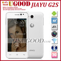 In Stock JIAYU G2S Android 4.1 MTK6577T 1G RAM GPS WIFI 4.0 inch OGS 950*540 dual core 1.2GHZ 4GB ROM Russian 2200mah