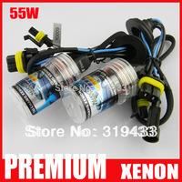 Premium 55W 50W HID Xenon Bulb Lamps Globe H1 H3 H7 H8 H9 H10 H11 H13 880 881 9004 9005 9006 9007 FREE SHIPPING