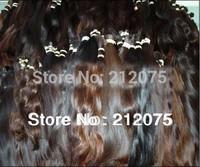 "Beautiful Health Peruvian virgin  human hair  extensions 12""-34""inches *Bulk  Virgin hair*"
