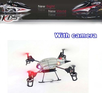Free  Shipping  WL toys V959   2.4G 4-Axis Quad Copter  4CH  RC Helicopter  with Camera  Lights and Gyro RC Quadcopter RTF