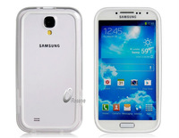 TPU Rubber Protective Frame for Samsung Galaxy S4 I9500    LMS-0756D