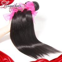 Cheap 3pcs lot unprocessed malaysian straight hair, malaysian virgin hair straight human hair weave LQMST001