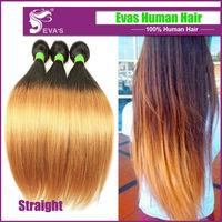 Evas hair products 6A Unprocessed Russian Virgin Hair Straight 3.5oz/bundle,On sale Russian Virgin Hair weaves