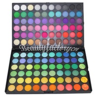 Free shipping Pro 120 Full Color Eyeshadow Palette Eye Shadow Makeup 1#
