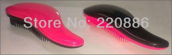 Detangling Brush Detangle Hair Brush GIC-HB501 free shipping  1pc / 2 colors
