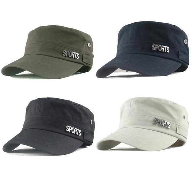 snap backs cap men's & women's Military Caps Hat/outdoor travel snapback sunhat/cotton peaked cap army flatcap/baseball cap polo(China (Mainland))